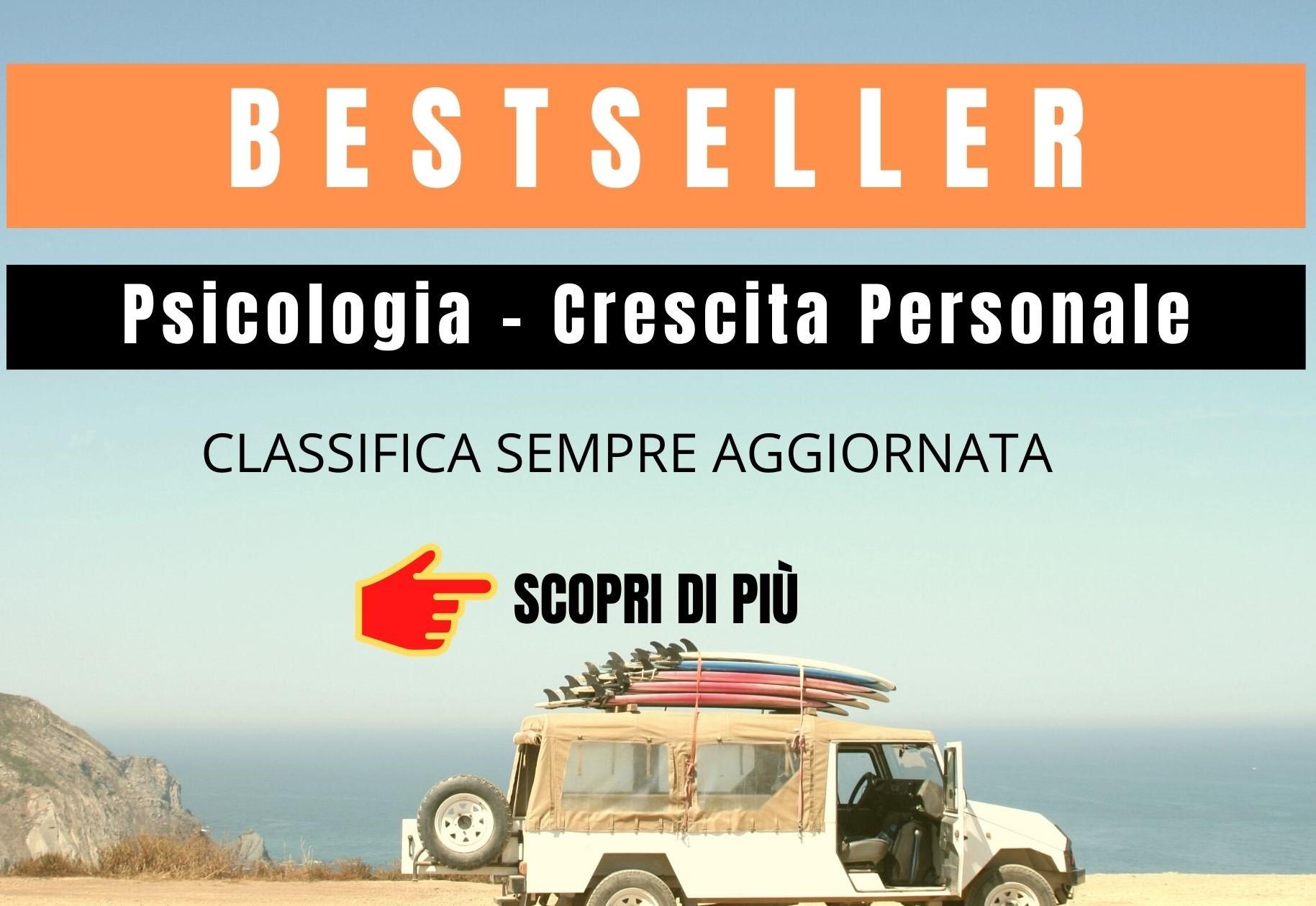bestseller psicologia
